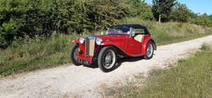 Picture of 1938 MGTA Very reliable pre-war