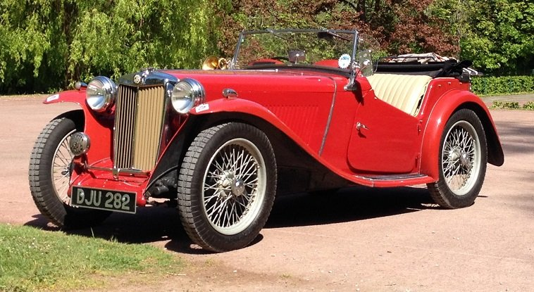 1938 MGTA Very reliable pre-war  For Sale (picture 6 of 6)