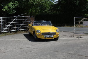 Picture of 1977 1978 MGB V8 Roadster - 4.6V8, Edelbrok carb, 5 speed  For Sale