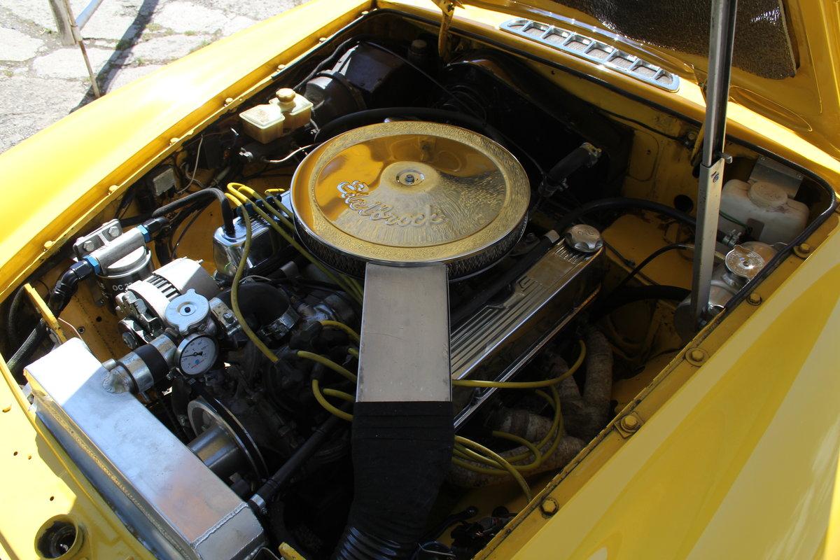 1977 1978 MGB V8 Roadster - 4.6V8, Edelbrok carb, 5 speed  For Sale (picture 14 of 15)