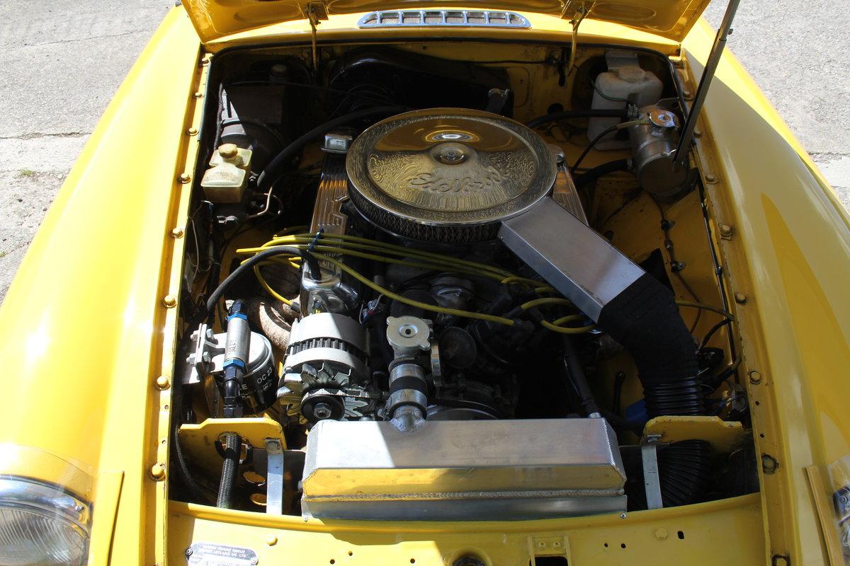 1977 1978 MGB V8 Roadster - 4.6V8, Edelbrok carb, 5 speed  For Sale (picture 15 of 15)