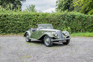 1955 MG TF 1500 Roadster