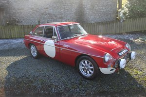 MGC GT 1968 Man O?D For Sale