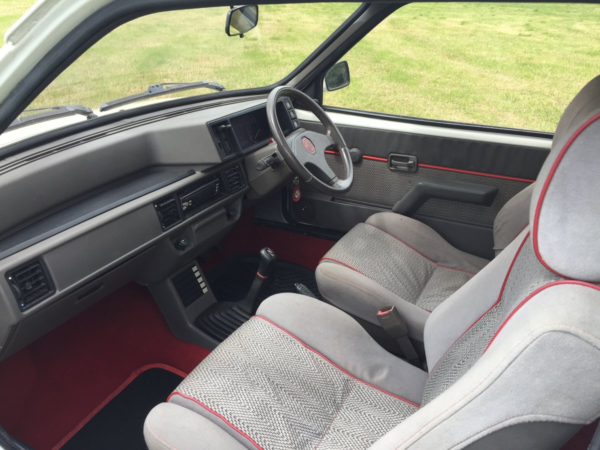 1987 Smart MG Metro For Sale (picture 4 of 6)