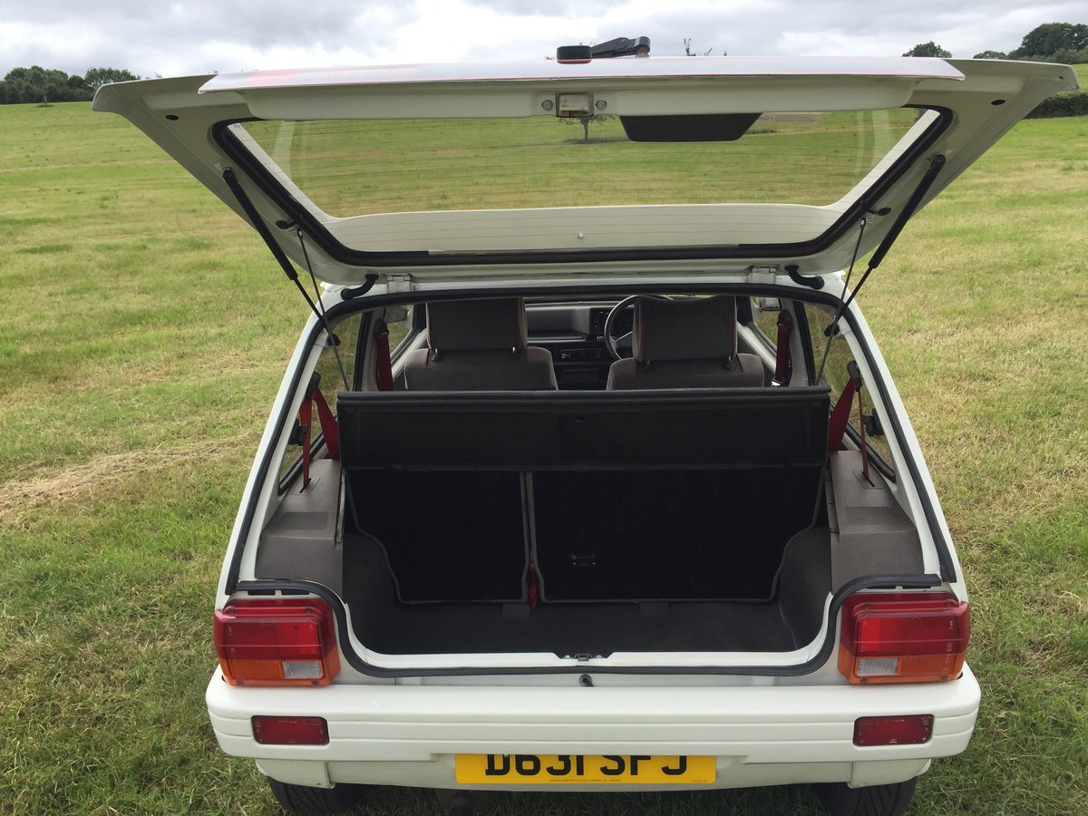 1987 Smart MG Metro For Sale (picture 5 of 6)