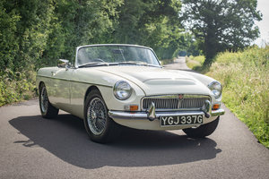1969 MGC - Fully Restored - Rare