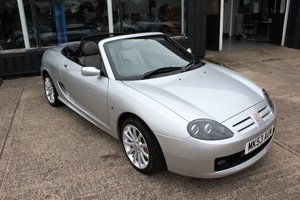 2003 MGTF,AIR CON,LOW MILEAGE,NEW HEADGASKET,RAC COVER For Sale