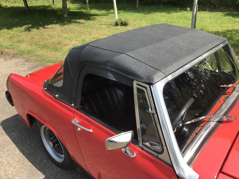 1976 MG Midget 1500 Convertible - A Fabulous British Classic For Sale (picture 5 of 6)