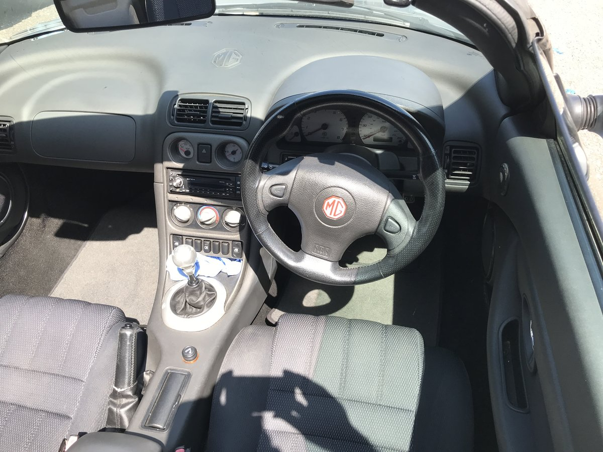 2002 MG TF 135   For Sale (picture 3 of 6)