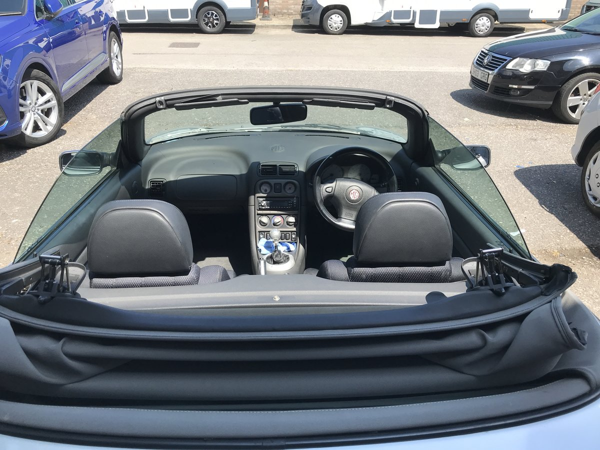 2002 MG TF 135   For Sale (picture 4 of 6)