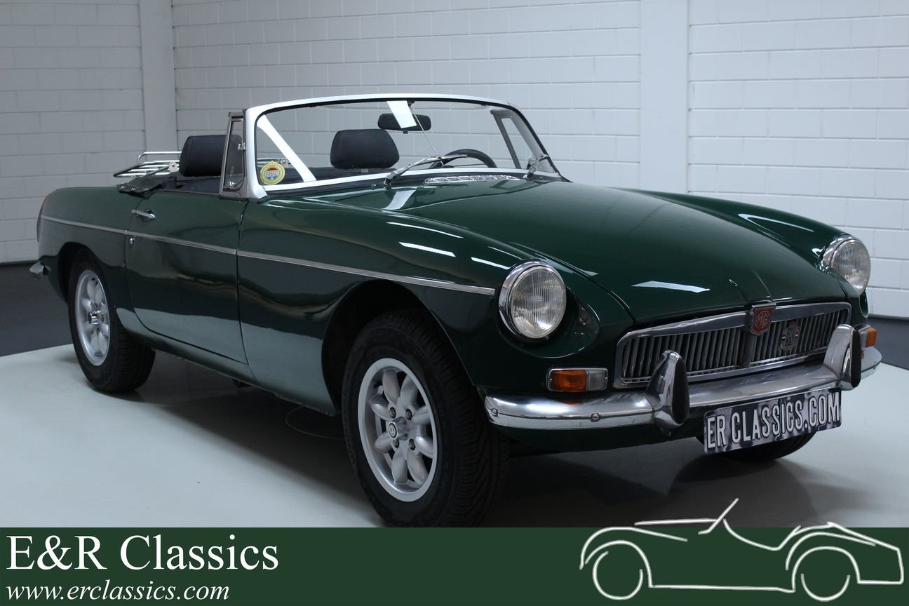 MG MGB 1974 European version BRG Overdrive For Sale (picture 1 of 6)