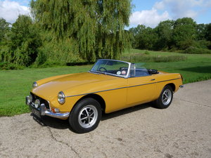 Picture of 1972 MGB Roadster - Sorry Deposit Paid For Sale