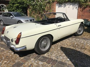 MGC roadster - One family owned