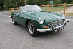 1971 MGB Roadster With Overdrive Restored For Sale