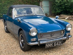 Beautiful MG Midget