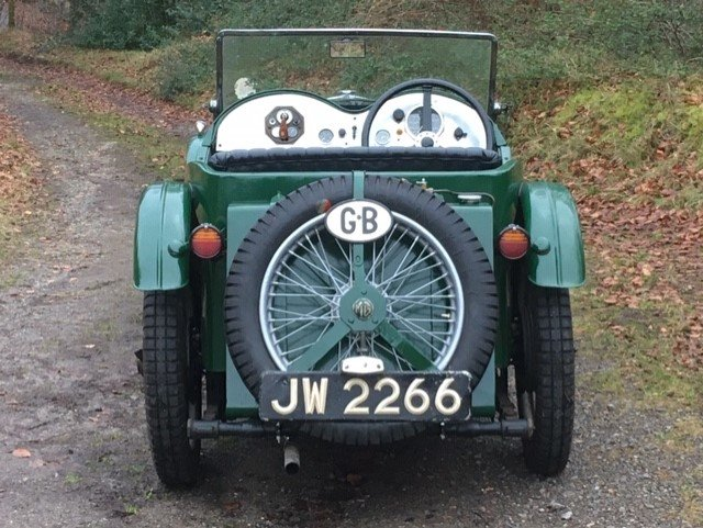 1932 MG J2 Midget For Sale (picture 2 of 6)