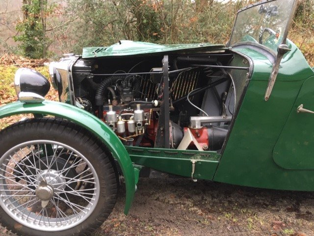 1932 MG J2 Midget For Sale (picture 4 of 6)
