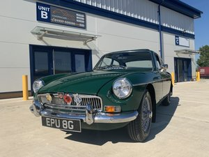 Lovely low mileage MGB GT (1969)