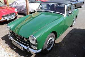 1970 MG Midget, 1275cc, full rebuild For Sale