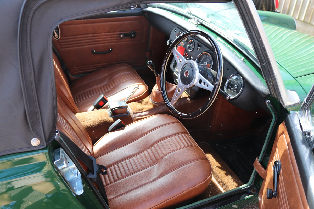 1970 MG Midget, 1275cc, full rebuild SOLD (picture 3 of 6)