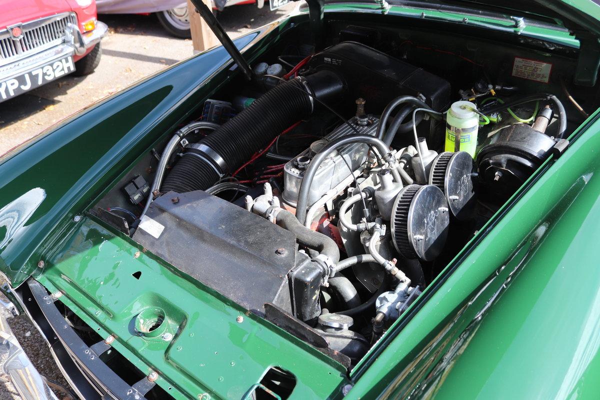 1970 MG Midget, 1275cc, full rebuild SOLD (picture 4 of 6)