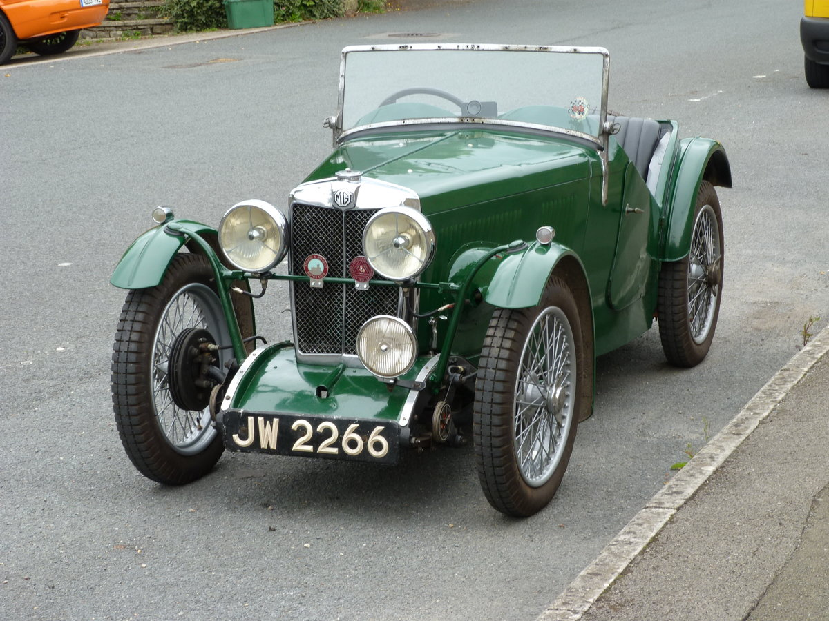 1932 MG J2 Midget For Sale (picture 5 of 6)