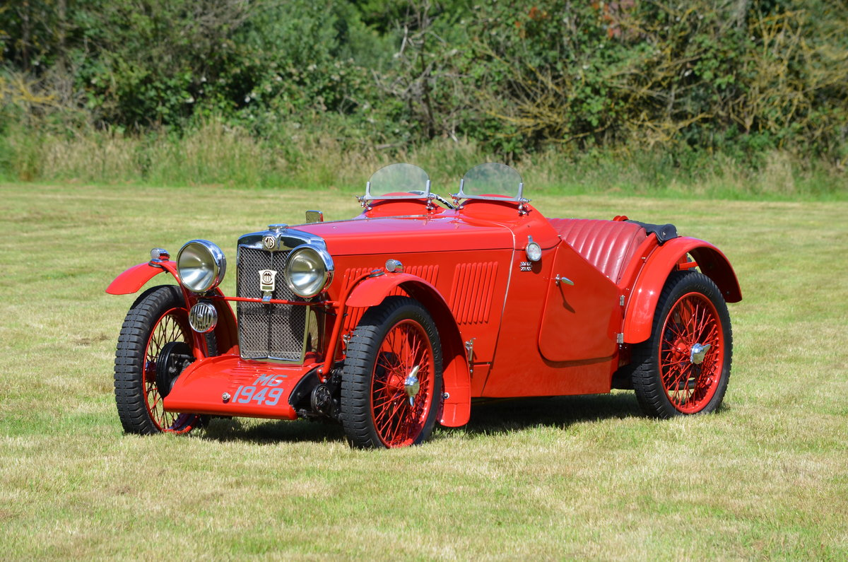 1932 MG J2 For Sale (picture 1 of 6)