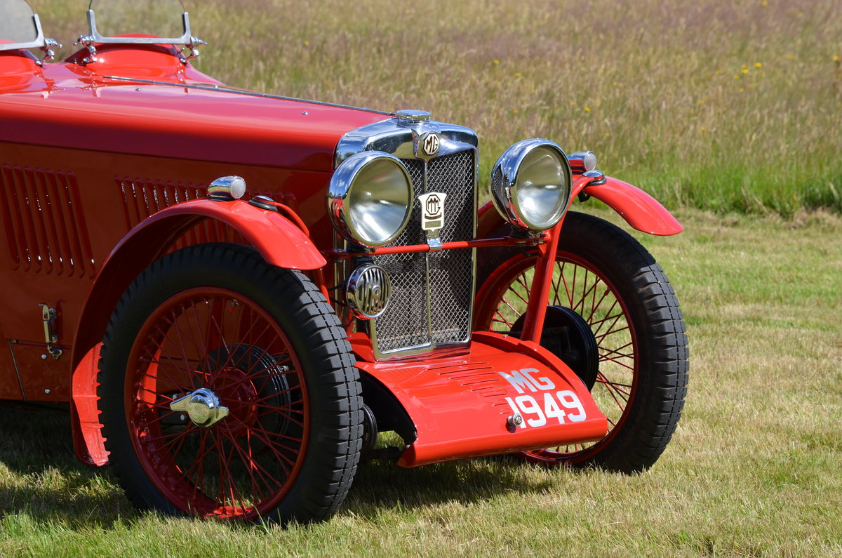 1932 MG J2 For Sale (picture 2 of 6)