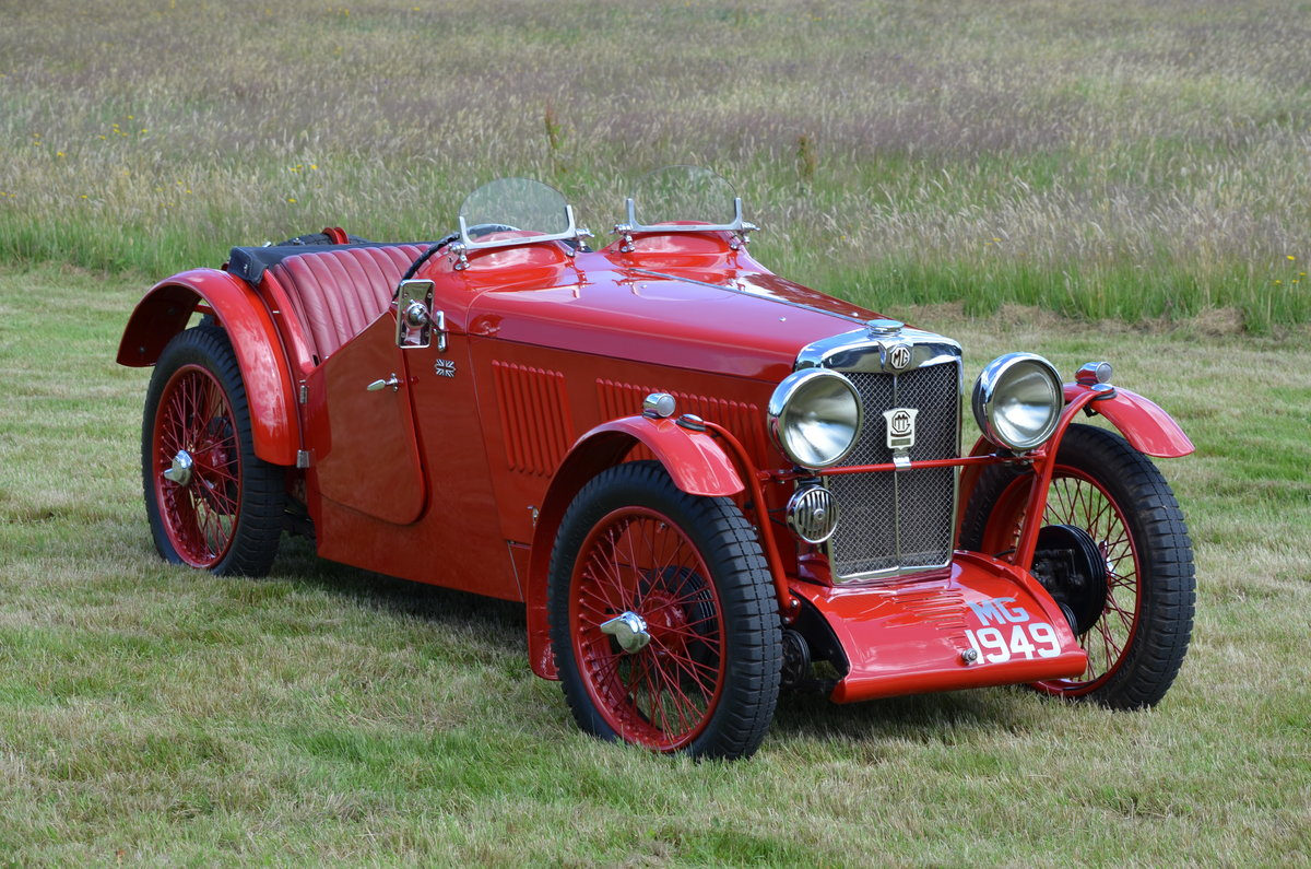 1932 MG J2 For Sale (picture 3 of 6)