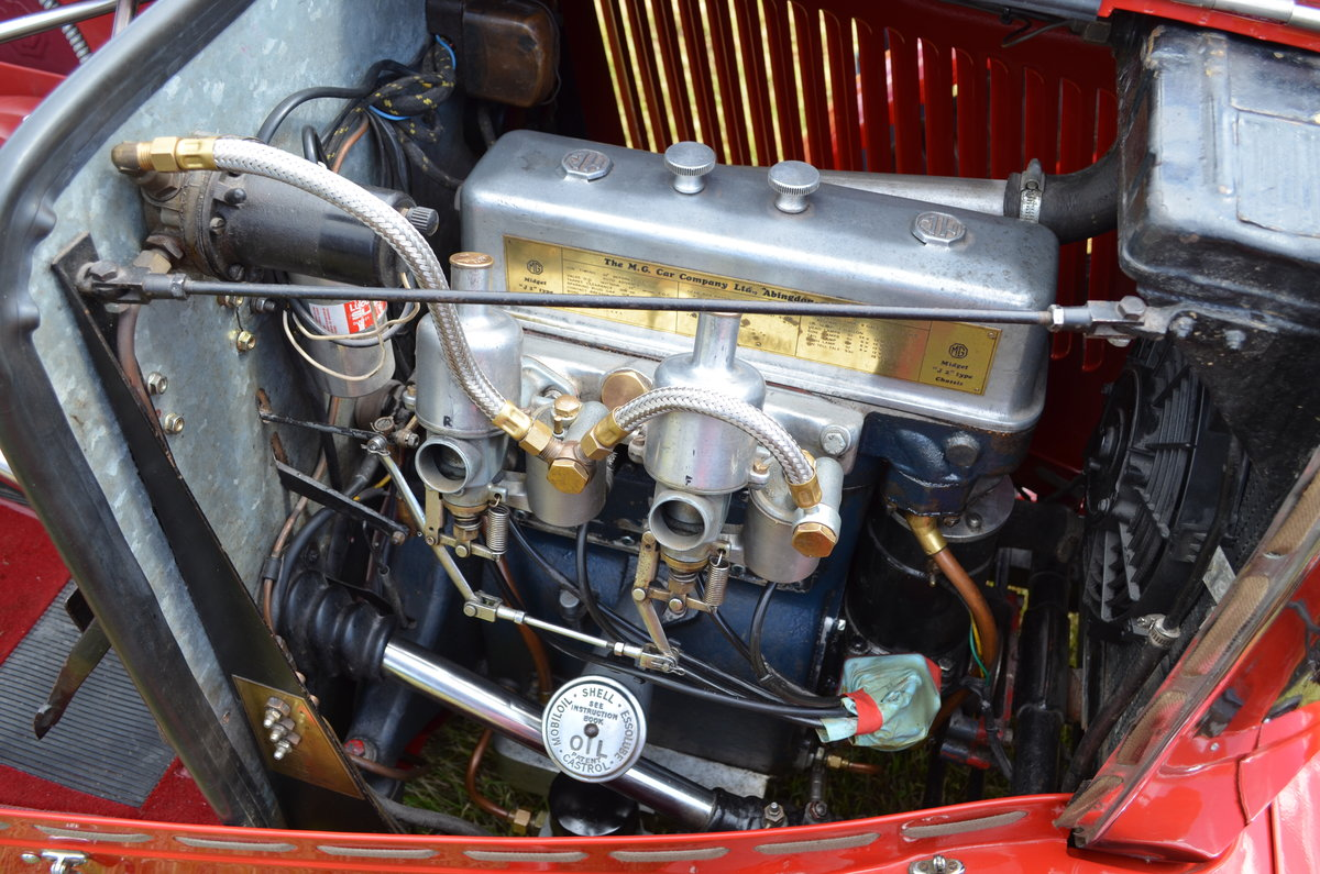 1932 MG J2 For Sale (picture 5 of 6)
