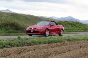 Picture of 2002 Mg TF 160 For Sale