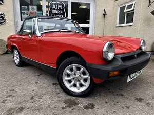 1977 MG MIDGET - GOOD CONDITION For Sale