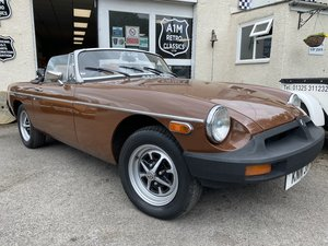 Picture of Mgb Roadster 1979 for sale