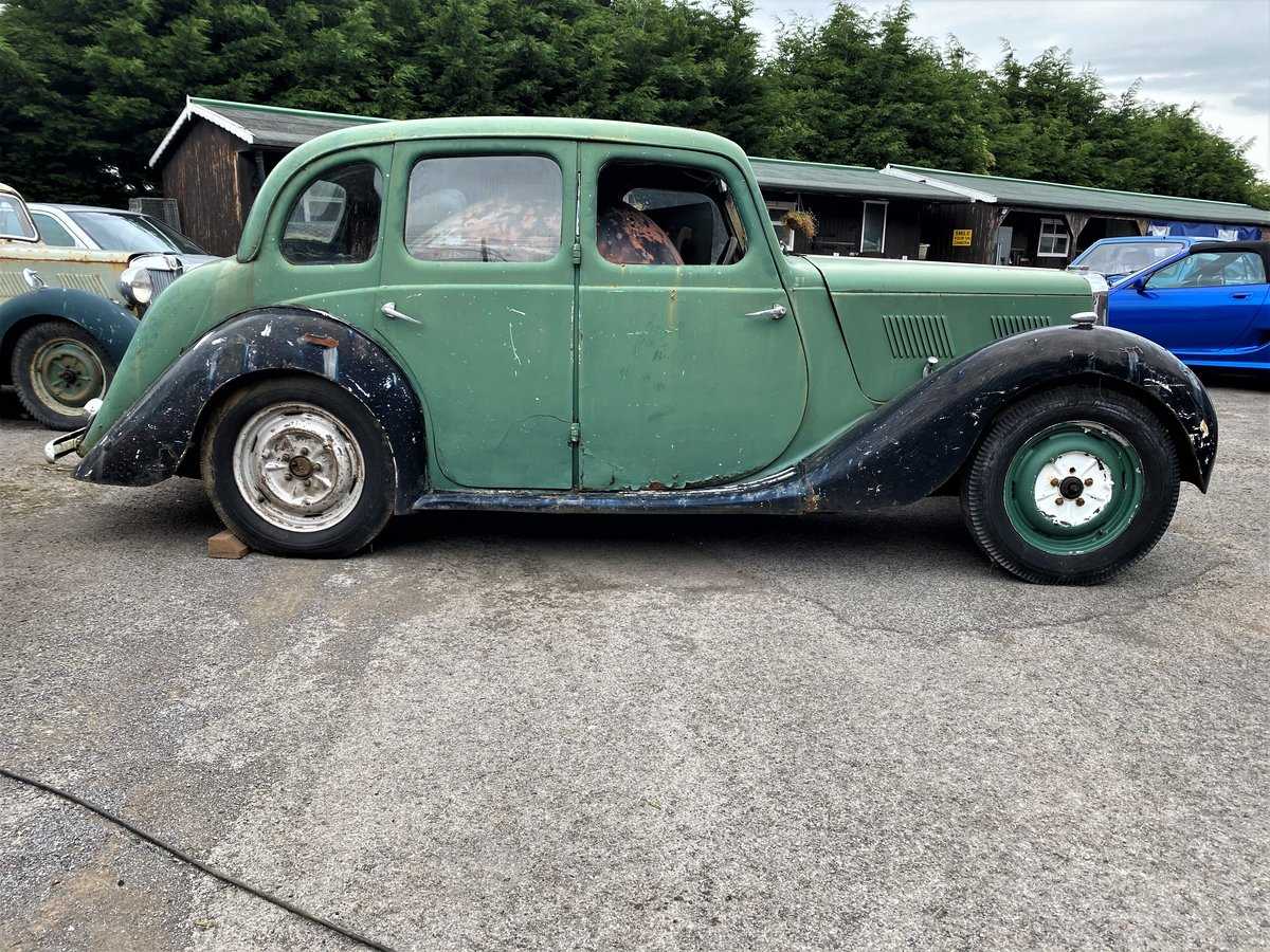 1950 MG YA - Restoration Project For Sale (picture 3 of 6)