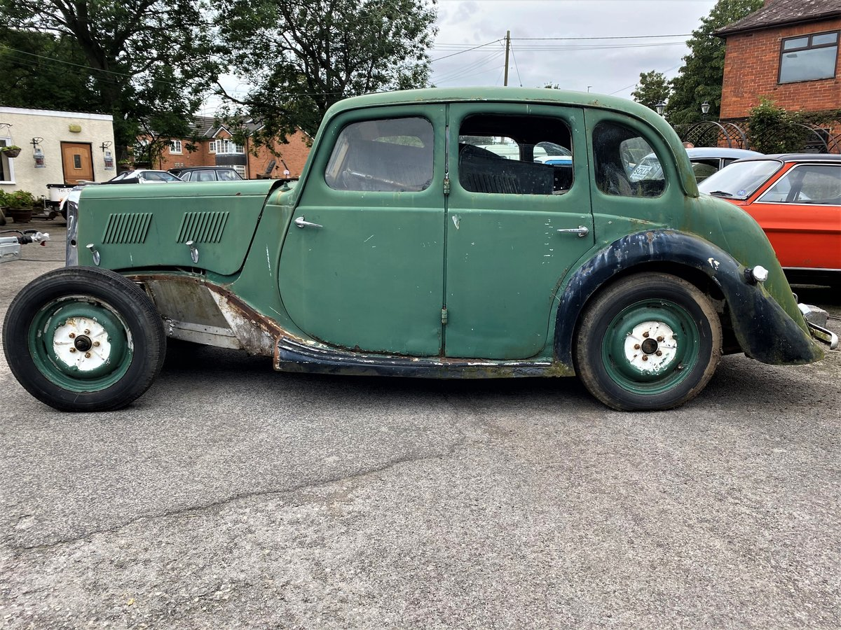 1950 MG YA - Restoration Project For Sale (picture 4 of 6)