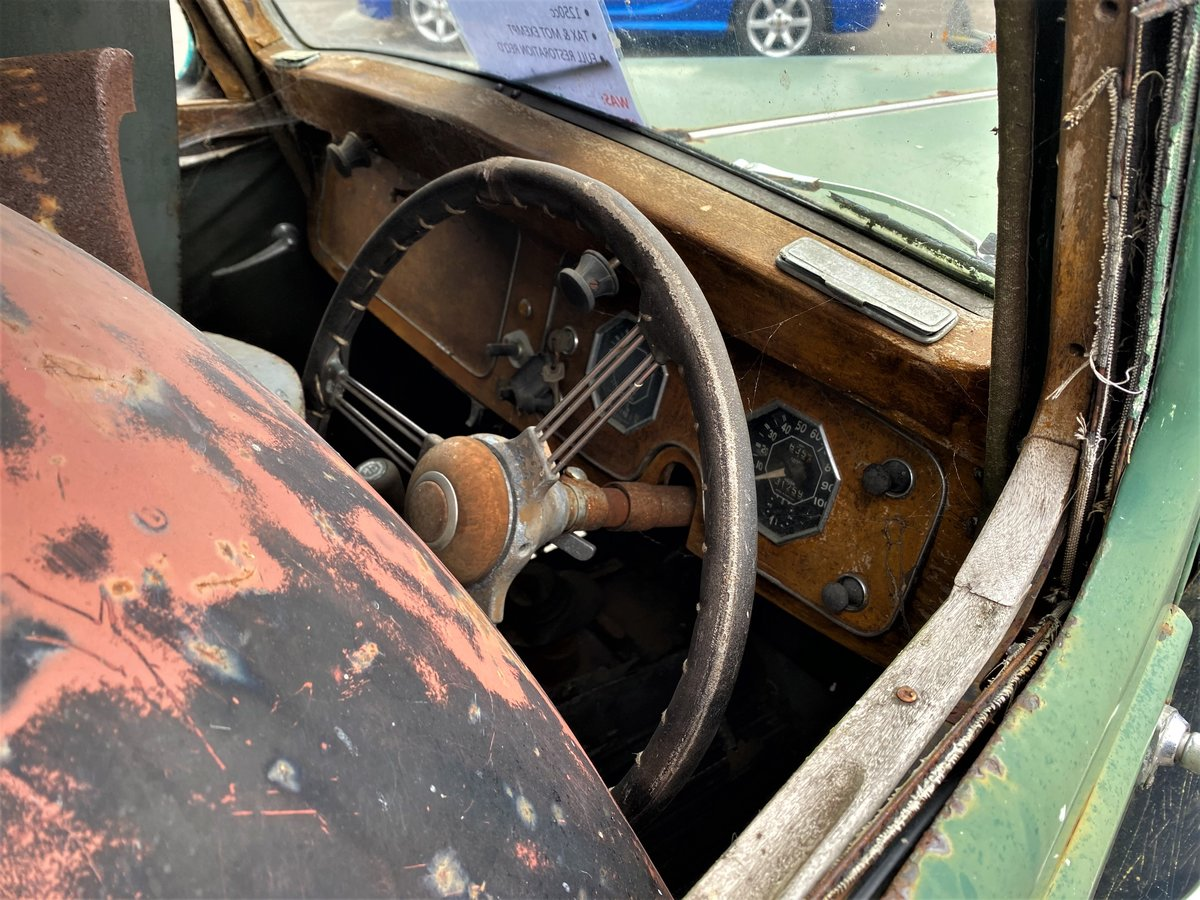 1950 MG YA - Restoration Project For Sale (picture 5 of 6)
