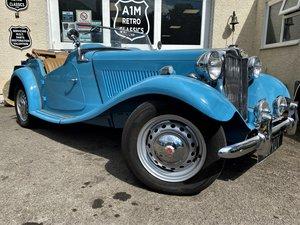 MG TD MK II - 1951 For Sale