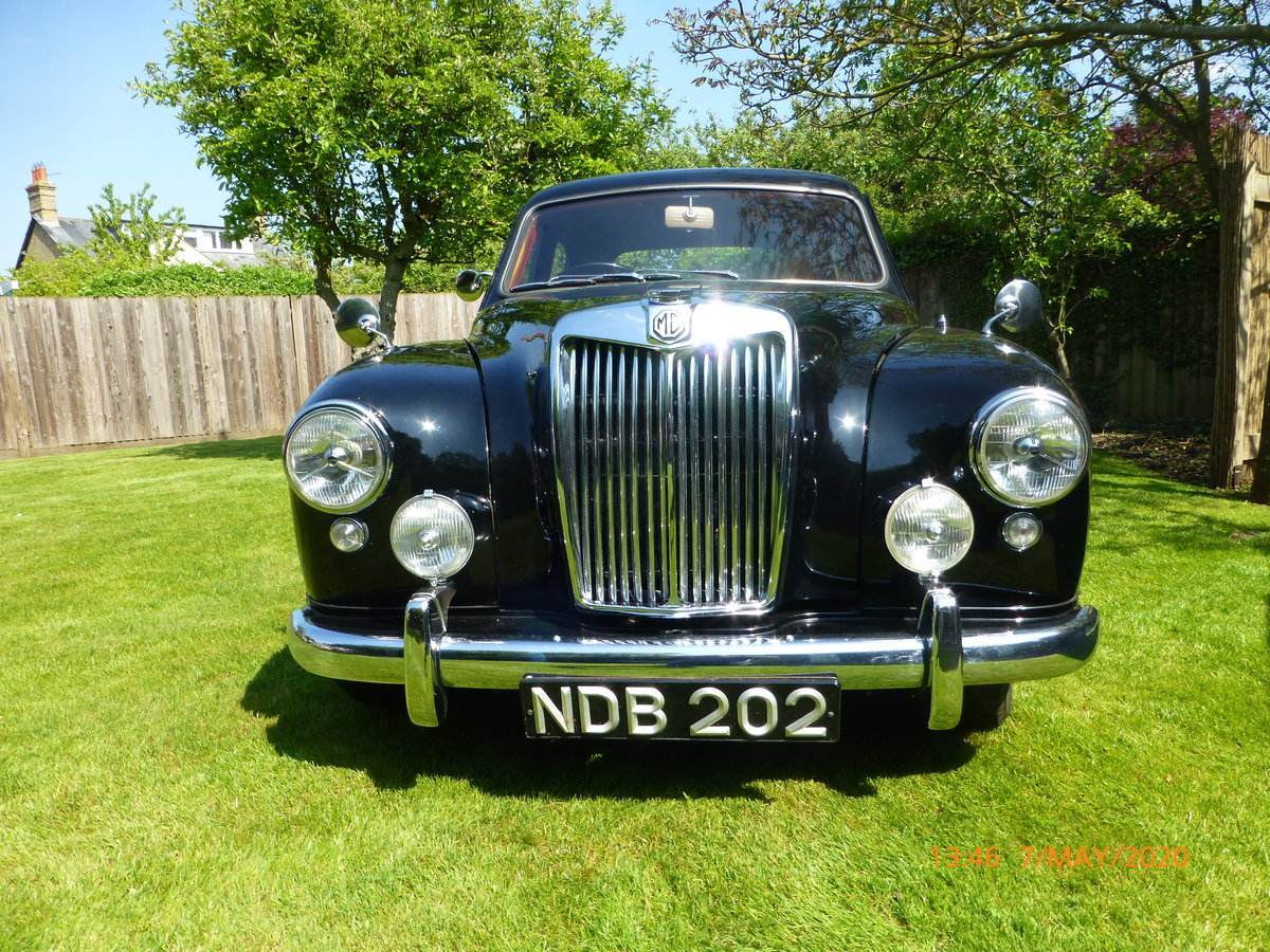1958 MG Magnette ZB  For Sale (picture 1 of 6)