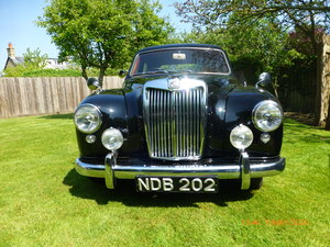 Picture of 1958 MG Magnette ZB