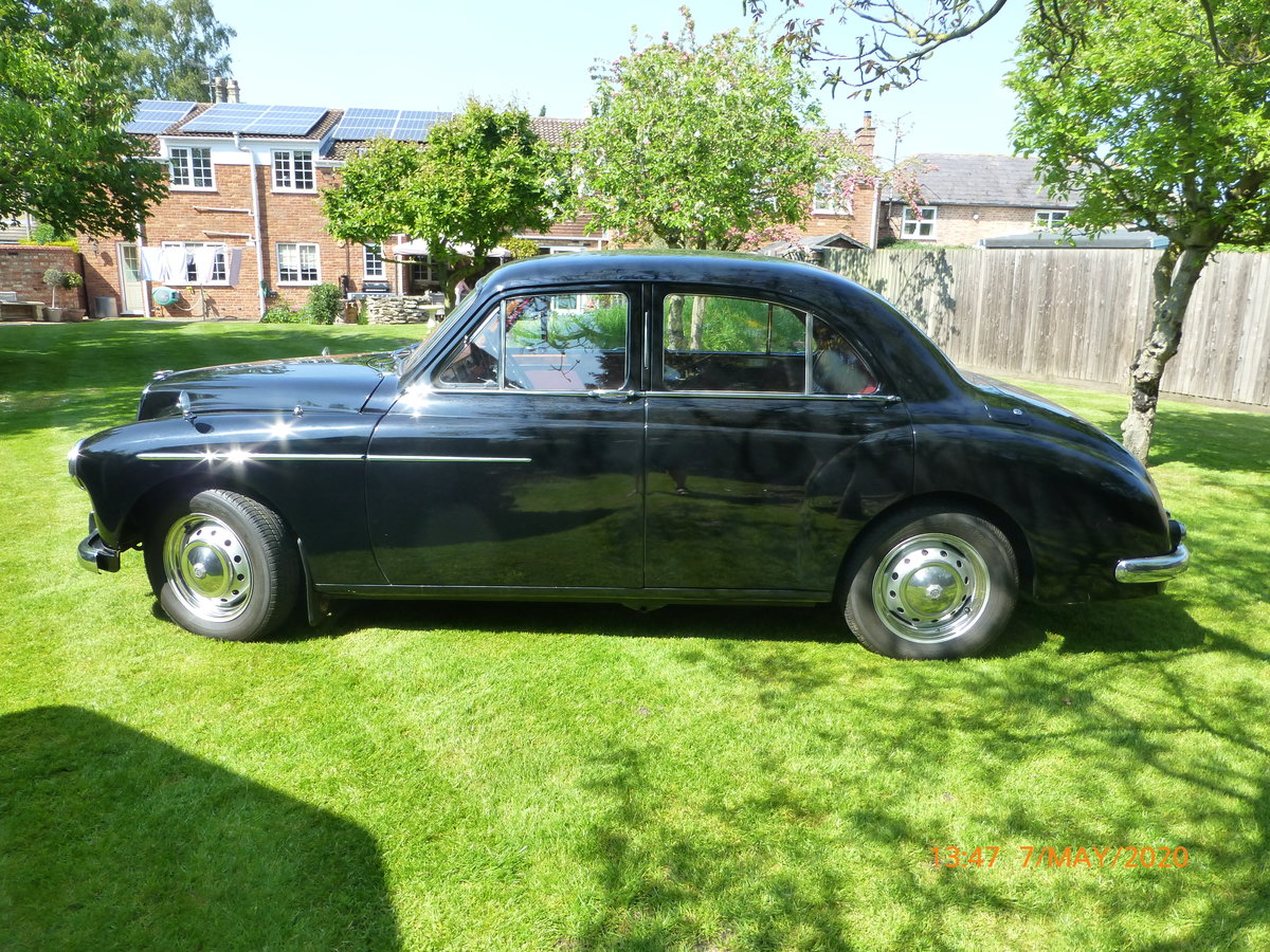 1958 MG Magnette ZB  For Sale (picture 3 of 6)