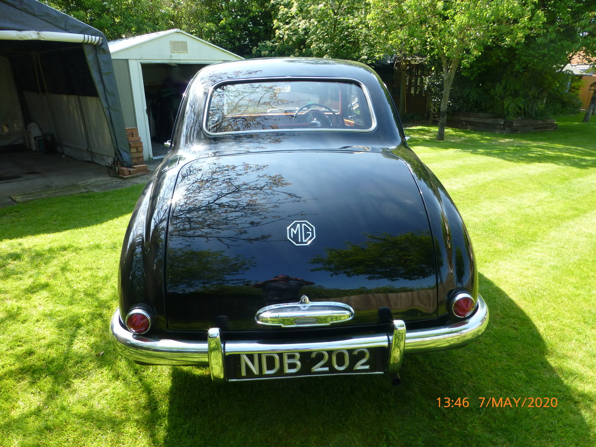 1958 MG Magnette ZB  For Sale (picture 4 of 6)