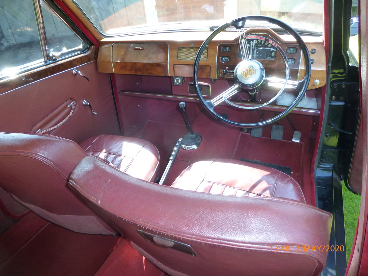 1958 MG Magnette ZB  For Sale (picture 5 of 6)