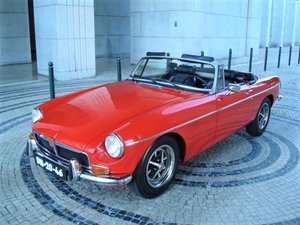 1973 MG B Roadster For Sale