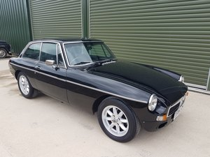 1978 MGB GT V8. Heritage Shell. Rover V8. 5-Speed box For Sale