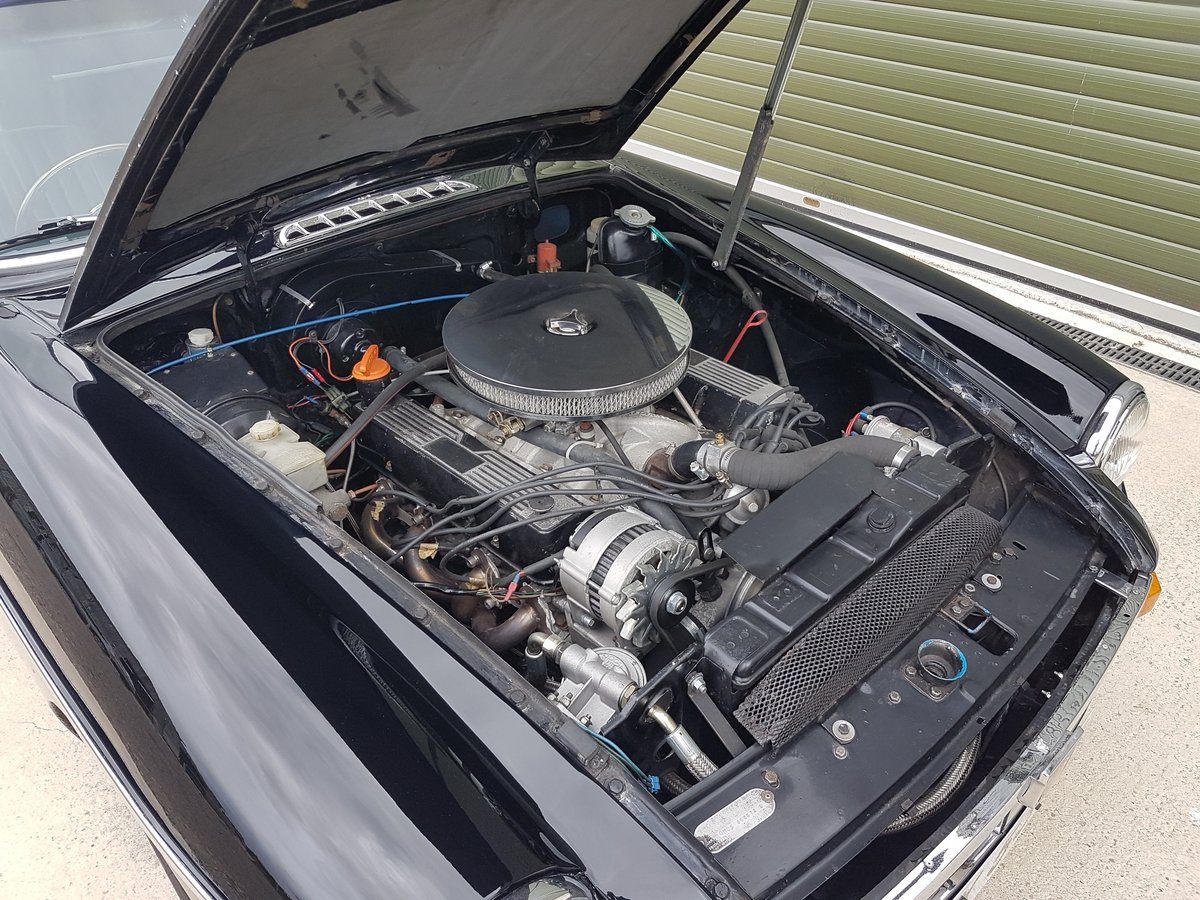 1978 MGB GT V8. Heritage Shell. Rover V8. 5-Speed box SOLD (picture 6 of 6)