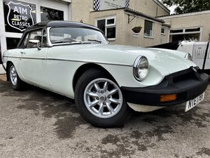 Picture of 1977 MG B V8 CONVERSION ROADSTER For Sale