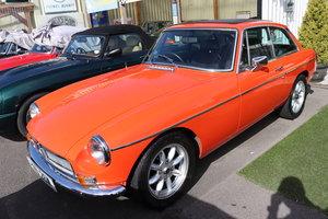 1980 MGB GT, Professional repaint , full sunroof