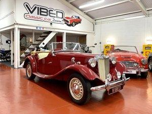 MG TD Midget 1950 // UK Car // Full Extensive Restoration