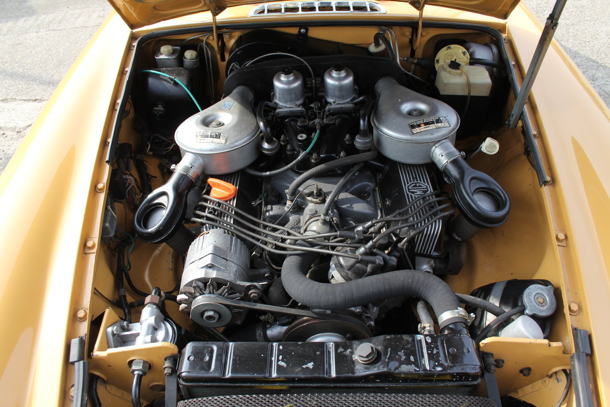 1976 MGB GT V8, Timewarp Condition For Sale (picture 14 of 16)