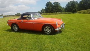 MGB Roadster With 2ltr Oselli engine
